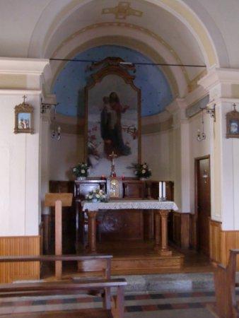 Bee, Italy: Kapelle innen