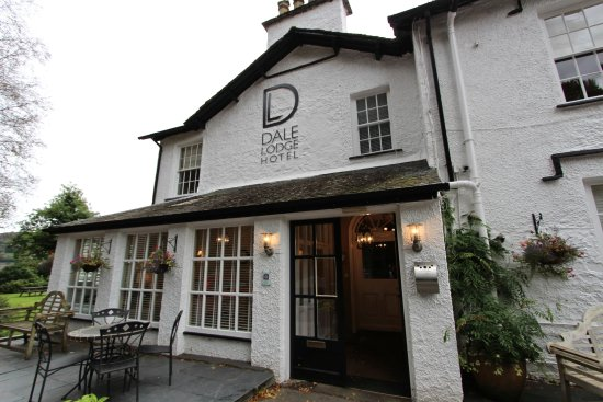 Dale Lodge Hotel: popped in for a pot of tea