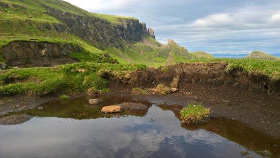 Argyll i Bute, UK: Quiraing, Isle of Skye