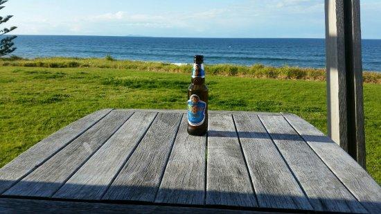 Papamoa, Nueva Zelanda: The end of a fantastic day :)