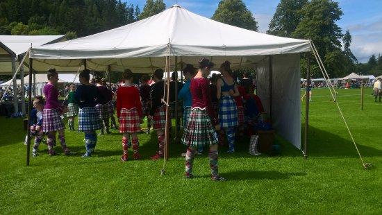 Argyll i Bute, UK: Highland Games