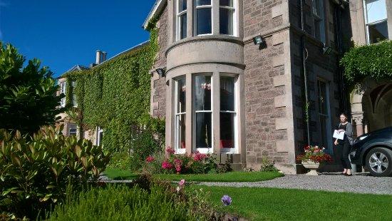 Argyll and Bute, UK: Highland accommodation