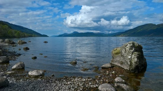 Argyll and Bute, UK: Loch Ness