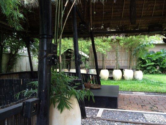 Antanue Spiritual Resort & Spa: 朝食をいただいた小屋