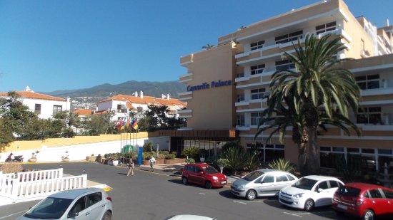 Bandscheiben testgel nde picture of hotasa puerto resort canarife palace puerto de la cruz - Hotel canarife palace puerto de la cruz ...