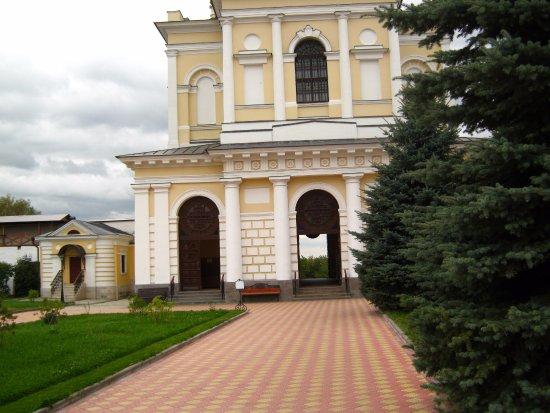 Serpukhov, Rusia: Высоцкий монастырь