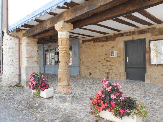 Najac, Frankrike: Maison ancienne