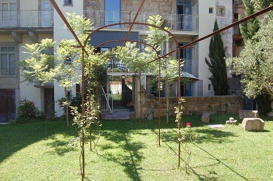 Casa dos Guindais: Guests garden