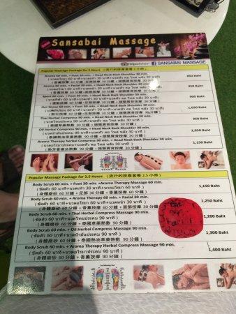 Charda thai massage jasmine