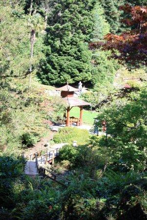 Enniskerry, Irland: japanischer Garten
