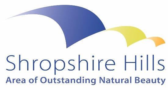 Craven Arms, UK: Shropshire Hills AONB Logo