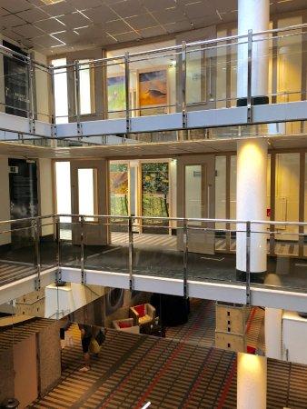 West-Terschelling, Países Bajos: Open lobby