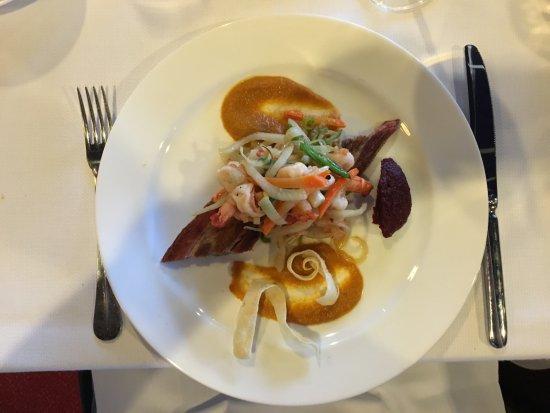 West-Terschelling, Países Bajos: Haute Cuisine
