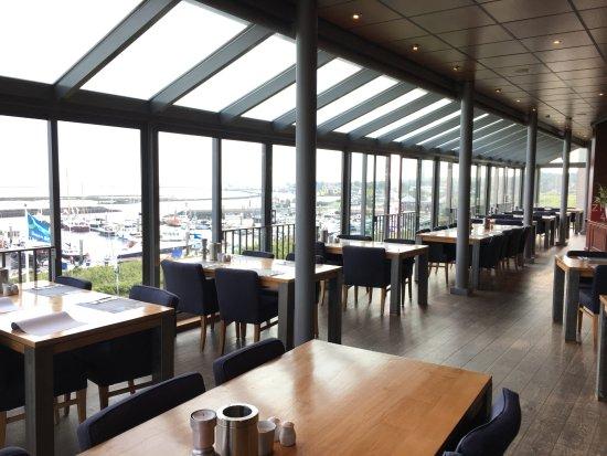 West-Terschelling, Países Baixos: Ontbijt restaurant