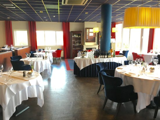 West-Terschelling, Países Baixos: Restaurant
