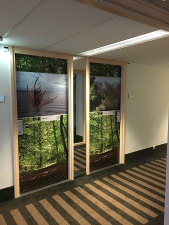 West-Terschelling, Países Baixos: Kamer deuren met eigen afbeelding