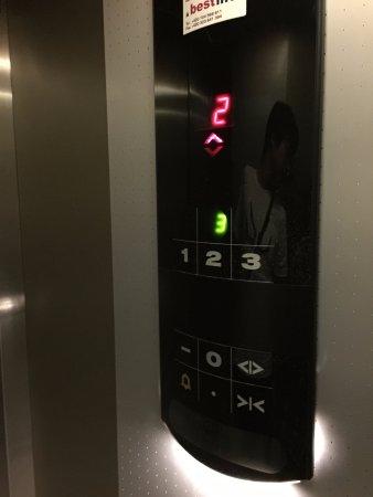 珀德薇姿酒店: 電梯