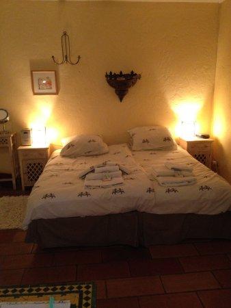 Roquefort-les-Pins, France : lits jumeaux studio