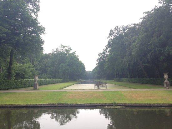 Haarzuilens, Nederland: One of the garden