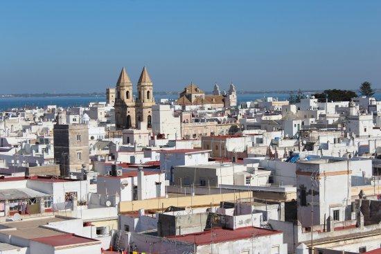 Blick vom Torre Tavira