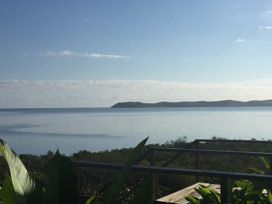 Rakiraki, Fiji: View to die for at Volivoli Beach Resort