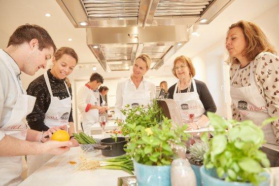 Cooking Classes Picture Of Villa Wesco Mallorca Santa Maria Del