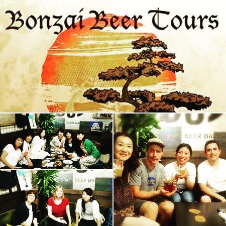 Bonzai Beer Tours