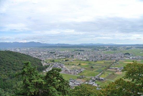 Higashiomi, Japan: 太郎坊宮 (阿賀神社)