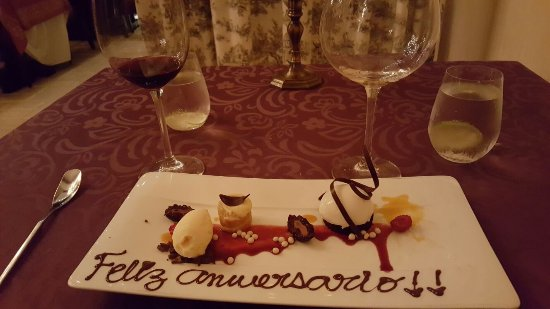 Secrets Maroma Beach Riviera Cancun: Fine restaurants! This night we chose French Cuisine at Bordeaux.