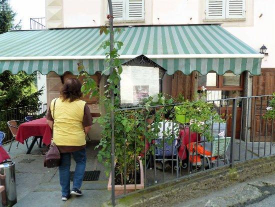 Boccioleto, Italy: Entrata
