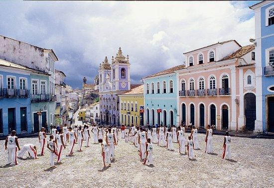 Selous Game Reserve: Esercitazioni di capoeira a Salvador da Bahia