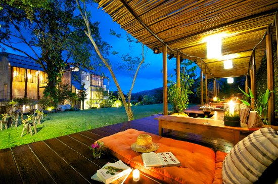 Proud Phu Fah Resort: Restaurant area