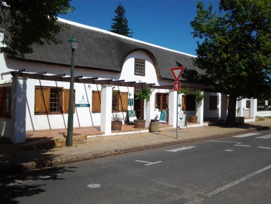 Stellenbosch Visitor Centre