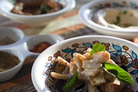 St. George Hotel Jerusalem: Cuisine