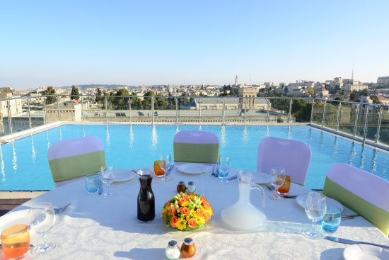 St. George Hotel Jerusalem: Swimming Pool
