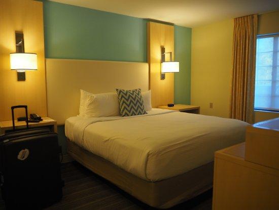 แอนโดเวอร์, แมสซาชูเซตส์: Nice spacy bedroom