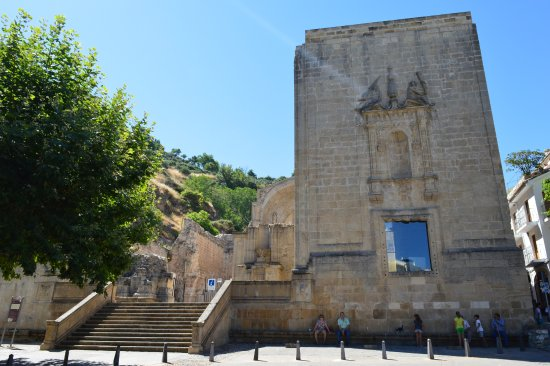 Molino La Farraga: The church 2