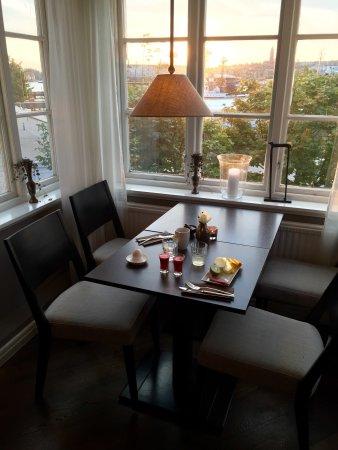 Hotel Villan, BW Premier Collection: Breakfast room