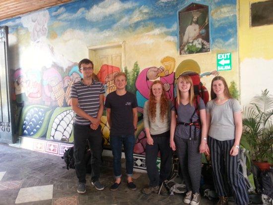 La Guayunga Hostel Quito: PLANTA BAJA
