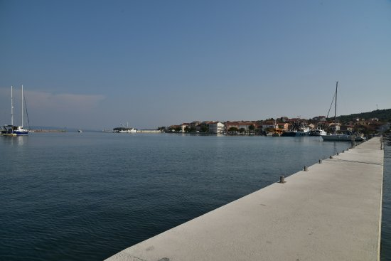 Kukljica, Croatia: Panorama