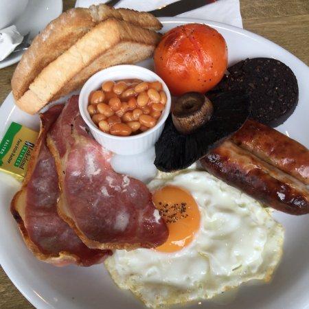 Ings, UK: The best good morning 😄😄