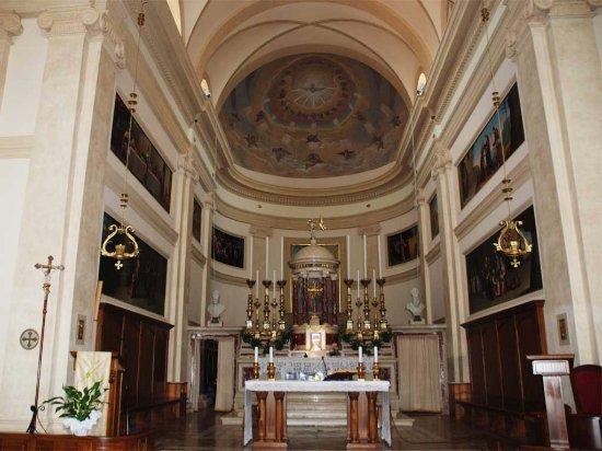 Chiesa di San Giovanni Battista in Tomba Extra