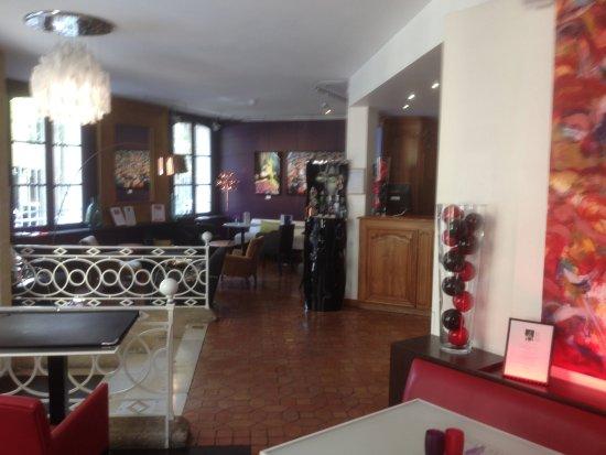Hotel Cezanne: Entrée