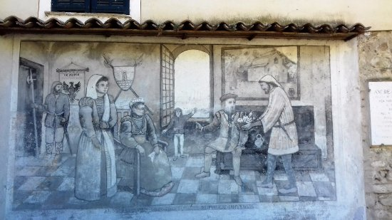 Italian Riviera, İtalya: raffigurazione storica