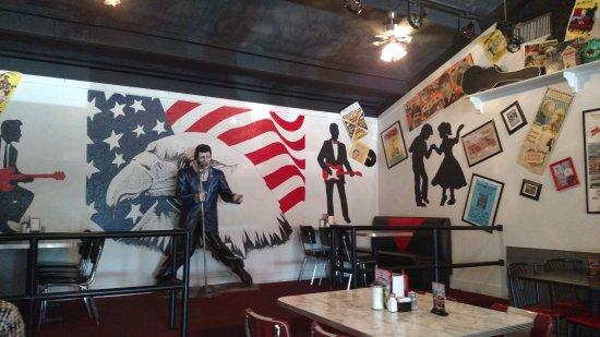 Bridgeport, TX: Dining room 1