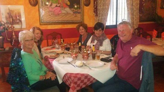 Alcaucin, Spania: clientes