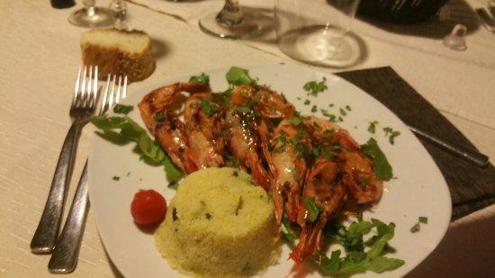 BAIA DEI FENICI : Excellent restaurant
