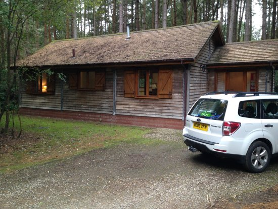 Flaxton, UK: Keepers Lodge