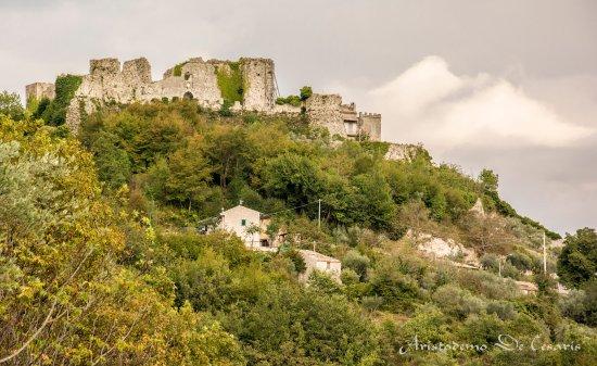 Alvito, Włochy: Verso il Castello