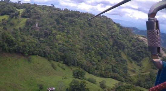 Santa Elena, Costa Rica: über dem Tal